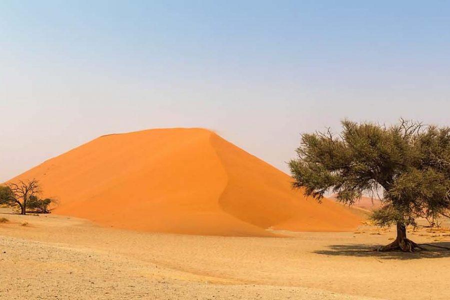 africa namibia landscape namib desert dunes