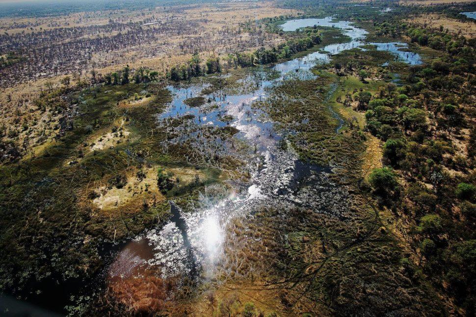botswana okavango delta river