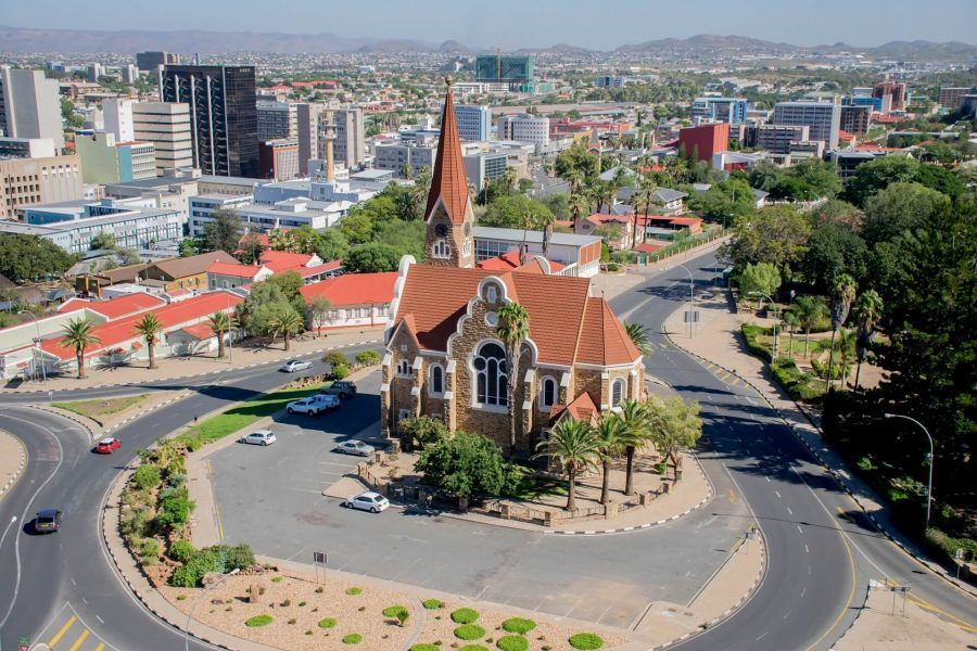 church windhoek