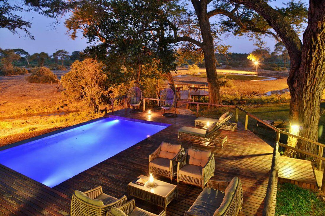 elephant valley lodge swimming pool