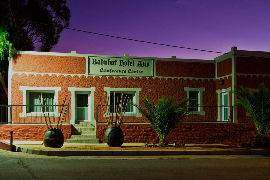 namibia bahnhof hotel