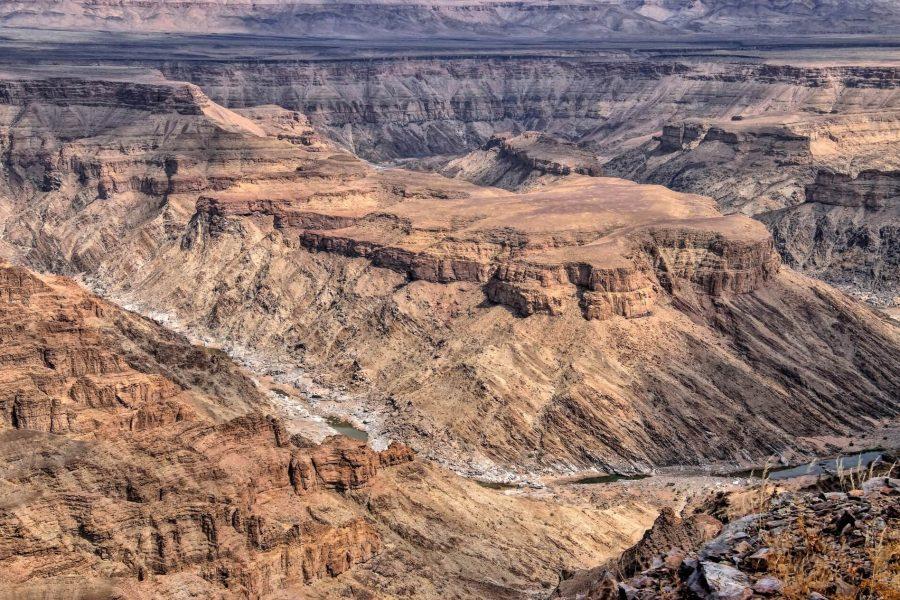 namibia fish river canyon
