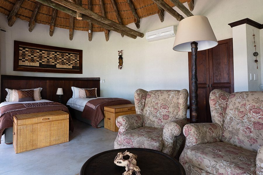 namibia ozongwindi lodge bungalow